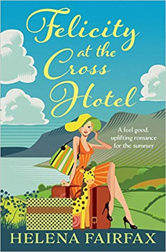 Felicity at the Cross Hotel by Helena Fairfax